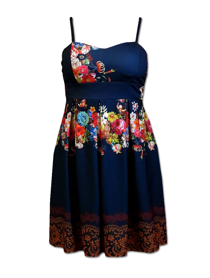 Korzetové šaty Gigi