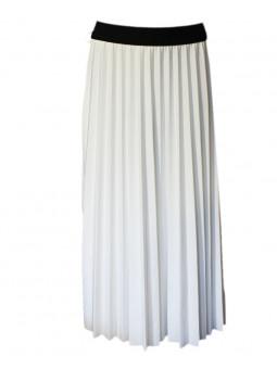 Plisovaná sukně dlouhá