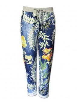 Kalhoty volnočas Ibišek