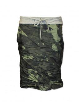 Volnočasová Army sukně