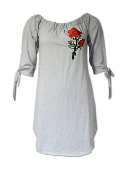 Tunika s růží