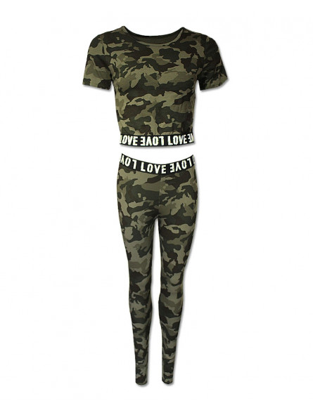 Army fitnes komplet